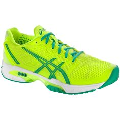 09618817 ASICS GEL-Solution® Speed 2 Women's Flash Yellow/Mint/Sharp Green at  holabirdsports.com