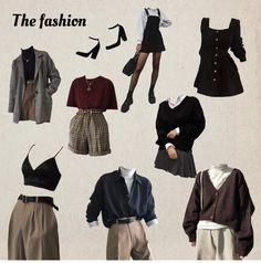 90s Fashion, Korean Fashion, Autumn Fashion, Fashion Outfits, Fashion Tips, Modest Fashion, Spring Fashion, Aesthetic Fashion, Aesthetic Clothes