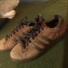 19070s Adidas ADRIA Sneakers Authentic Original Vintage