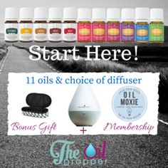I began my journeywith Young Living'sPremium Starter Kit. I love and highly recommend this amazing set. It truly will give you a great start to your new essential oil journey. This is a very cost efficient way maintain your healthy… Read more ›
