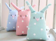 Personalizzato Baby Bunny giocattolo di MissSDesigns su Etsy