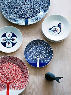 Fable collection design by Karolin Schnoor for Royal Doulton