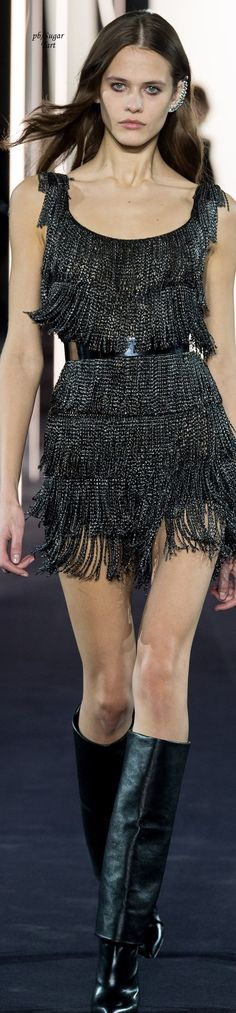 Azzaro - Spring 2018 Couture
