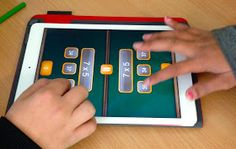 OpenIdeat: Kertotaulut - pistetyöskentely Math 2, Multiplication And Division, Ipad, Thinking Skills, Teaching Math, Math Activities, Special Education, Mathematics, Teacher