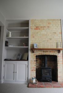 Posts about Farrow & Ball written by Eleanor Farrow And Ball Paint, Farrow Ball, Purbeck Stone, Grey Interiors, Stove Fireplace, Paint Colours, Stoves, Interior Design Inspiration