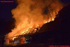 Wirtschaftsgebäudebrand in St. Anna ob Schwanberg #fire