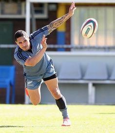 Aaron Smith - (New Zealand)