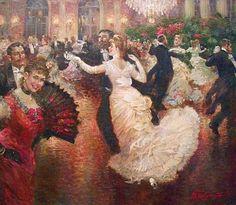 the waltz- Vladimir Pervuninsky