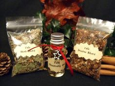 Yule Handblended Incense Resin Herb Mix by PaganMagicalCrafts, £6.25