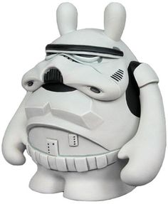 'Stormtrooper' by Stuart Witter