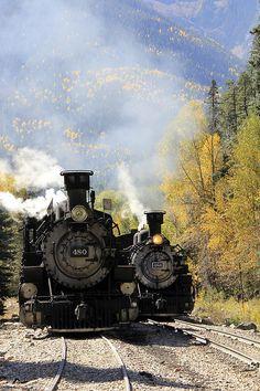 Durango_Silverton Rail road