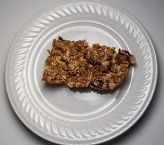 Frugal Antics of a Harried Homemaker: Homemade Clif Bars: Your Recipe, My Kitchen