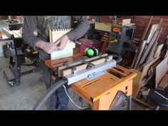 Finger Jointing With Triton Workcentre - Triton Heritage - YouTube