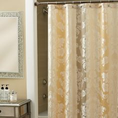 Croscill Windsong Shower Curtain -  #showercurtain #bathroom #homedecor