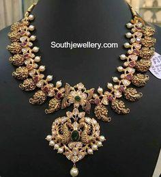 Nakshi Mango Necklace photo