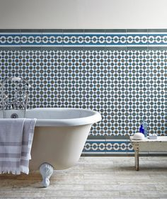Bathroom wall tiles at Topps Tiles. Cheap Bathroom Tiles, Modern Bathroom Tile, Bathroom Tile Designs, Bathroom Floor Tiles, Simple Bathroom, Bathroom Interior Design, Minimalist Bathroom, Wall Tiles, Kitchen Floor