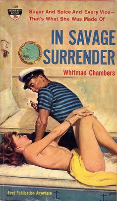 vintage pulp fiction