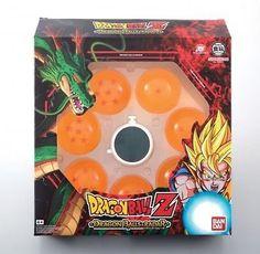 SDCC 2014 Dragon Ball Z 7 Dragon Balls and Radar Set