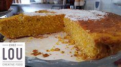 La journée s'annonce gourmande pour les intolérants au gluten...(et pour tous les gourmets en général !) avec deux gâteaux sans gluten de Lou aujourd'hui : Gâteau mangue coco (sans gluten donc)