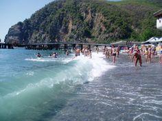 Partenit Crimea Beaches