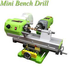 Miniature Beads Machine Home High Precision Small Lathe Processing Wood Bead Machine Automatic Small Bench Drill – Home & Appliance Woodworking Lathe Machine, Diy Woodworking, Cnc Lathe, Cnc Router, Small Lathe, Small Bench, Drilling Machine, Tool Shop, Diy Shed