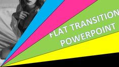 Tutorial of an Elegant flat colors transition in Powerpoint to use in your own video creations. 💯 In this Tutorial, we create a simple, nice and smooth trans. Online Powerpoint Templates, Powerpoint Tutorial, Powerpoint Animation, Video Footage, Video Editing, Infographic, Presentation, Colorful, Flat