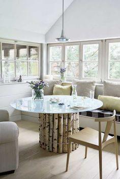 Jurnal de design interior - Amenajări interioare, decorațiuni și inspirație pentru casa ta: O frumoasă vilă din Polonia