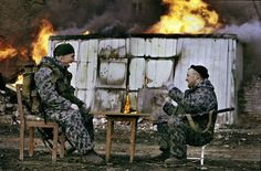 first chechen war - Google Search