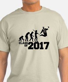 Class of 2017 Evolution T-Shirt for