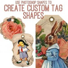 Emily and I have added another Amazing Bundle to our new site The Graphics Fairy Premium Membership! This week's Bundle is an Adorable Easter Graphics Kit! This Bundle includes: 12 high resolution transparent Easter Photoshop Shapes, Photoshop Elements, Victorian Paintings, Graphics Fairy, Custom Tags, Photo Tutorial, Paper Cards, Collage Sheet, Vintage Ads