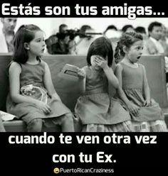 Volver con tu ex.
