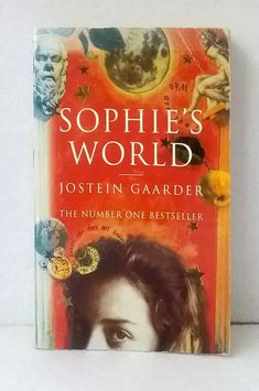 Sophie's World by Jostein Gaarder novel philosophy children young adults used PB Sophie's World, Young Adults, Best Sellers, Philosophy, My Books, Novels, Children, Toddlers, Boys
