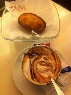 Cappuccino e Pasticciotto!