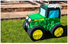 John Deere Farm Party via Kara's Party Ideas | KarasPartyIdeas.com #john #deere #birthday #party #ideas (19)