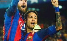 Neymar busca seu centésimo gol pelo Barcelona contra o Valencia