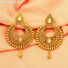 http://www.shreehari.co/  Jewellery for INR 730.00 http://bit.ly/1FRYcBe
