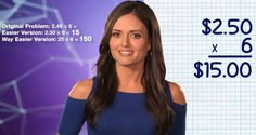 Dancing with the Stars contestant Danica McKellar's video series explains math concepts in a fun and engaging way