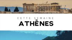 Destination Francophonie #104 - ATHÈNES
