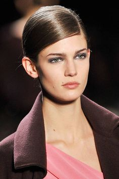 Pick subtle gray over black for a smoky eye twist