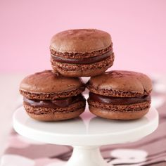 Chocolate Espresso Macarons are chewy, delicate, luscious, and completely crave-worthy. Perfection!