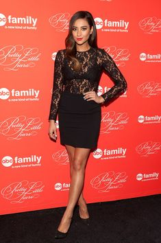 Shay Mitchell - 'Pretty Little Liars' Screening in NYC