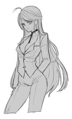 anime female base