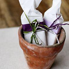 Garden Wedding Soap Favors pigeonriversoaps.etsy.com
