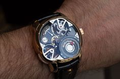 Greubel Forsey Invention Pieces