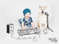 foto met illustratie - kinderfotografie