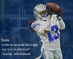 Lucky Whitehead