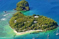 Young Island Resort, idéal pour les copains : 8 millions d'euros