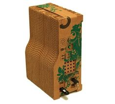 No, you aren't seeing things- this is a computer that is made from cardboard! http://www.onegreenplanet.org/lifestyle/10-amazing-products-from-recycled-cardboard/