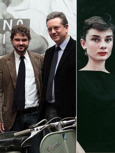 Audrey Hepburn の息子