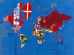 World Flags/Maps